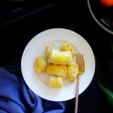 非油炸脆皮香蕉