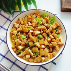 鱼香杏鲍菇。