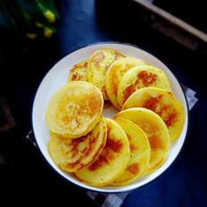 玉米牛奶饼