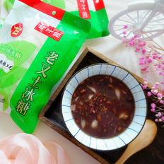 清热解暑三豆汤的做法