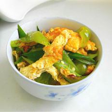 鸡蛋炒尖椒