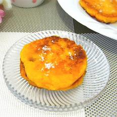 椰香地瓜饼