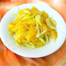 清炒洋葱土豆