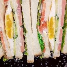 自制三明治