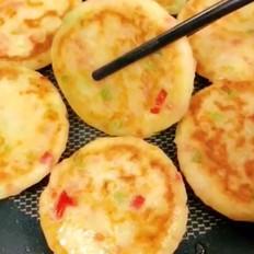 自制土豆饼