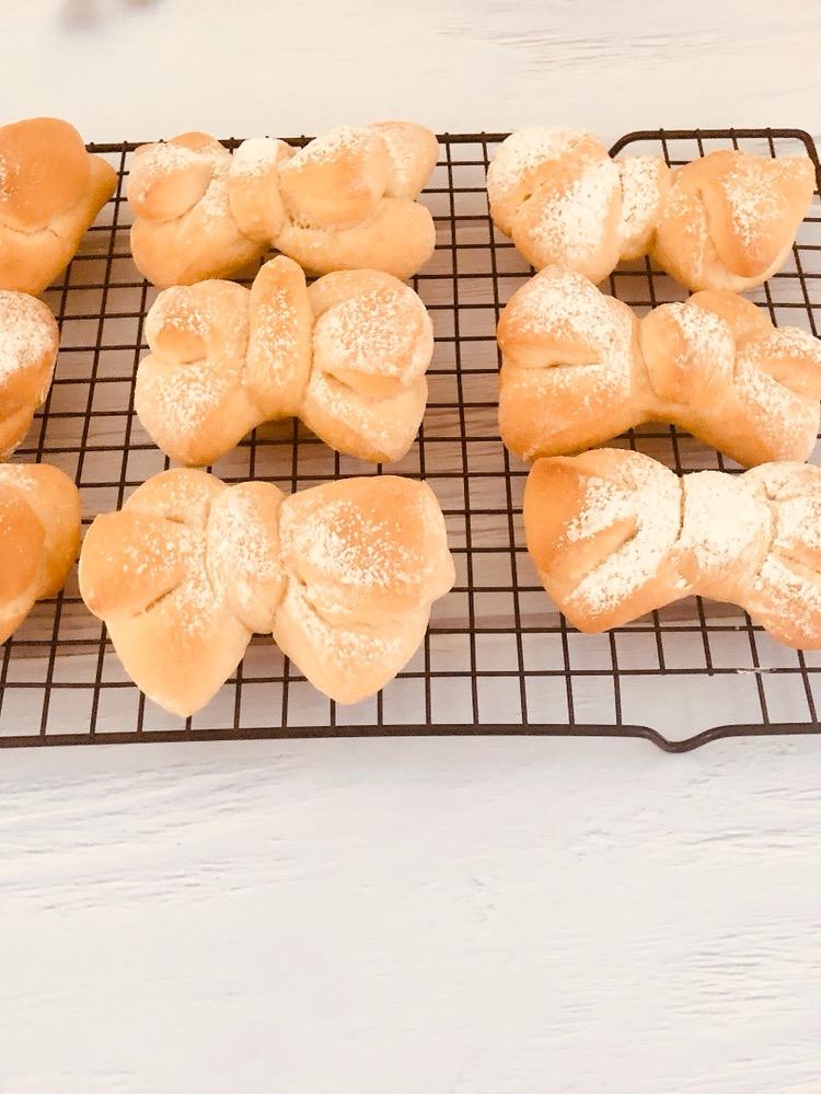 大米蝴蝶面包