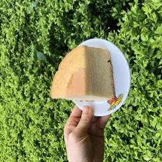 椰汁戚风蛋糕