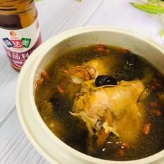 广东的冬天,鸡这样做既能进补又不上火
