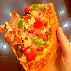 缤纷田园披萨