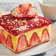 法式草莓蛋糕