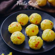 玉米土豆丸