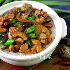 家庭自制版黄焖鸡米饭