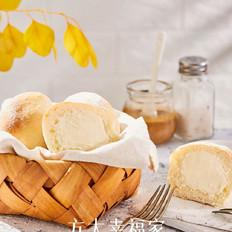 网红冰面包
