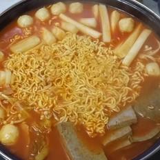 韩国年糕火锅