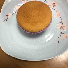 酸奶葡萄干戚风蛋糕
