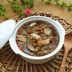 枸杞百合绿豆粥