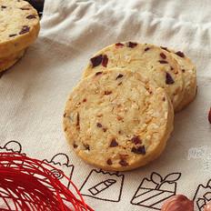 蔓越莓花生饼干