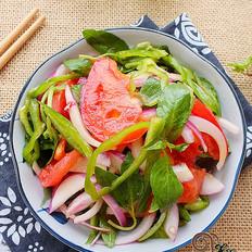 新疆老虎菜的做法