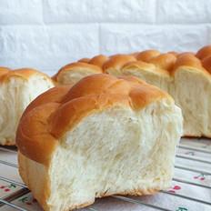 猪油版老面包的做法