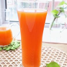 雪梨胡萝卜汁