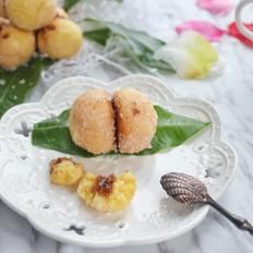 桃子饼干的做法