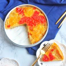 柑橘蛋糕的做法