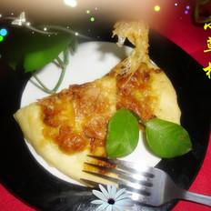 牛肉酱披萨
