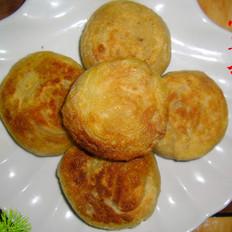香酥宫廷牛肉饼的做法