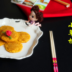 肉桂南瓜饼