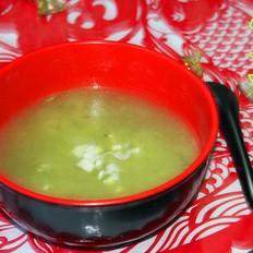 芹菜土豆丝汤