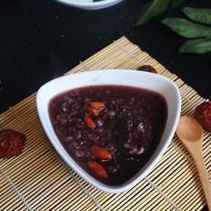 红枣枸杞养生粥