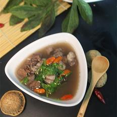 补肾黑豆羊肉汤
