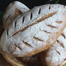 红枣姜汁果仁面包