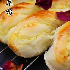 奶香椰蓉面包卷