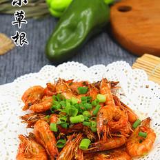 椒盐蒜蓉基围虾