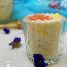港式甜品——杨枝甘露
