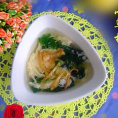 菠菜土豆丝汤的做法