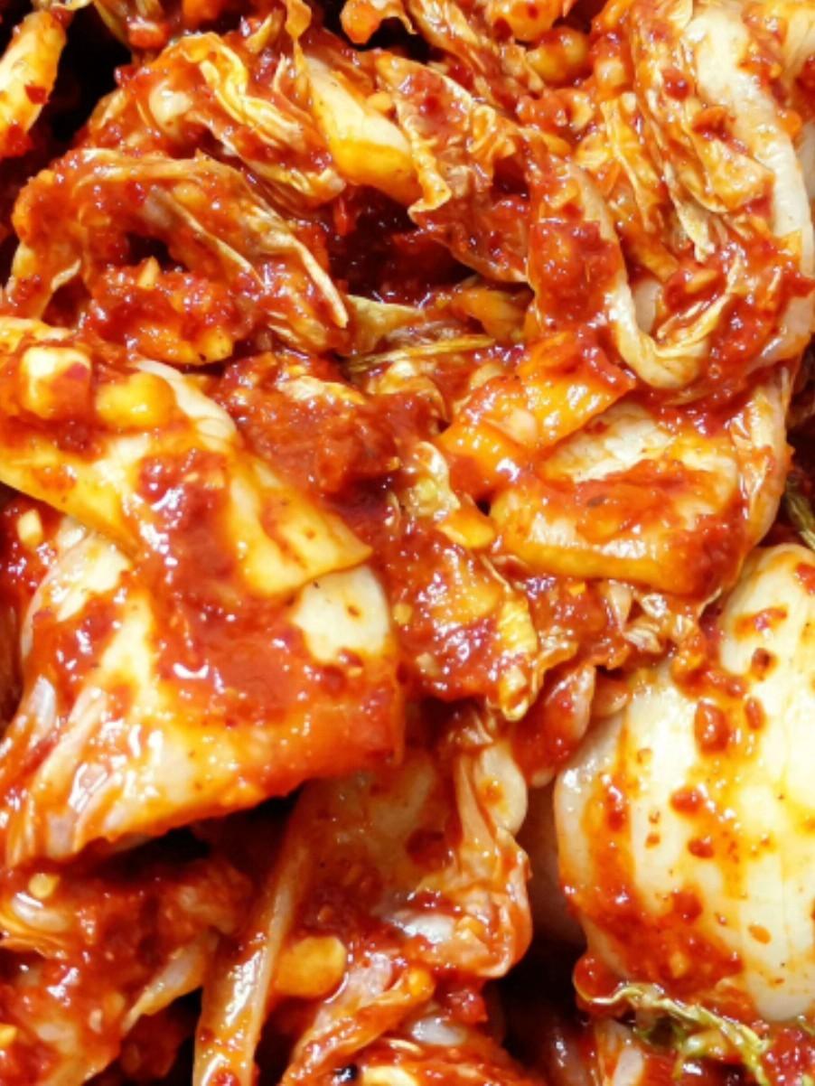 朝鲜族辣白菜