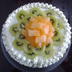 猕猴桃蛋糕