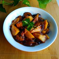 蚝油冬笋香菇