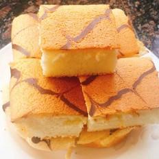 酸奶切块蛋糕