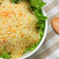 黄金蛋炒饭 宝贝健康食谱