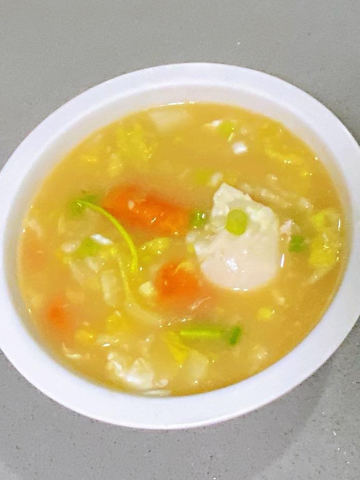【孕妇食谱】红薯疙瘩汤,营养美味易消化,连吃三天不会腻!