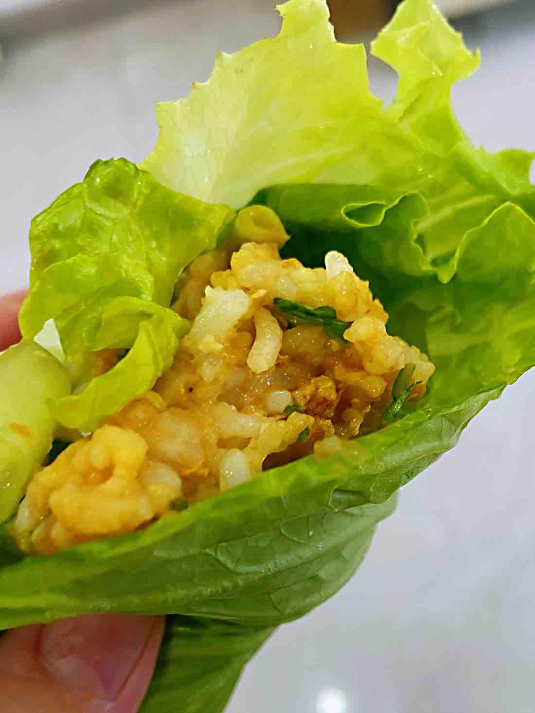 东北菜包饭,酥脆爽口,连吃三卷还没吃够~