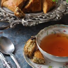 减脂小点-燕麦麸干果能量司康(神手法酵母版)