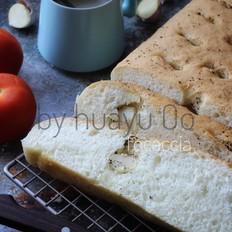 快手意式面包佛卡恰(Focaccia)