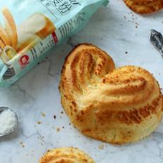 心形椰丝小面包