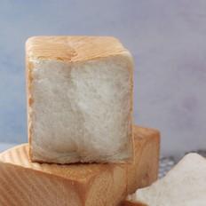 庞多米白土司的做法