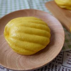 南瓜扇贝夹饼