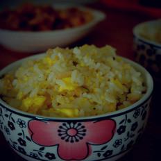 榨菜蛋炒饭